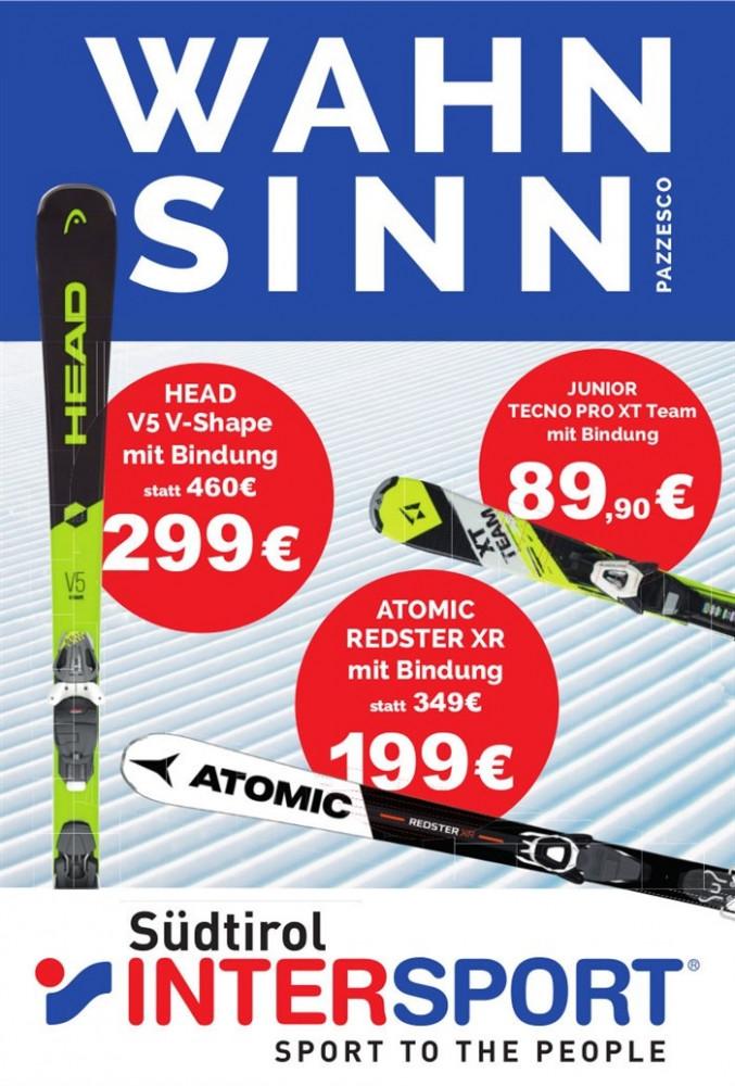 Angebot Skiausrüstung kaufen... bei :name