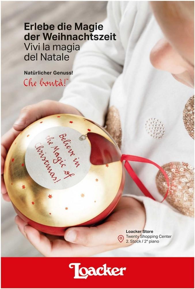 Angebot Loacker Weihnachten bei :name