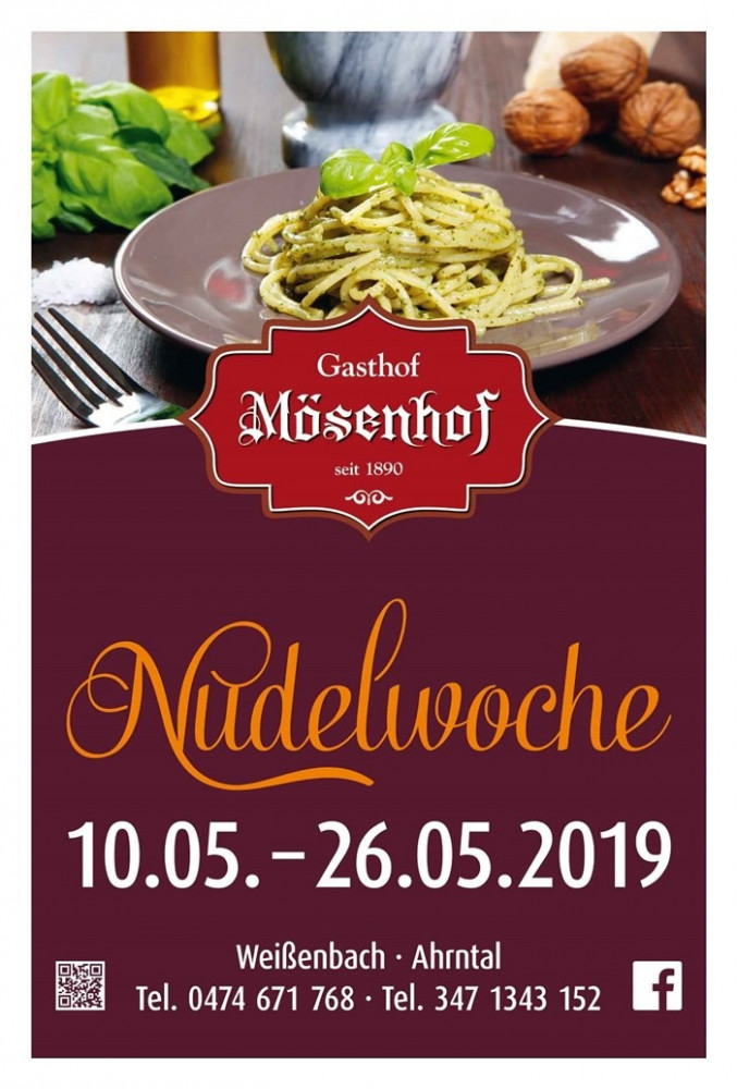 Angebot Nudelwoche bei :name